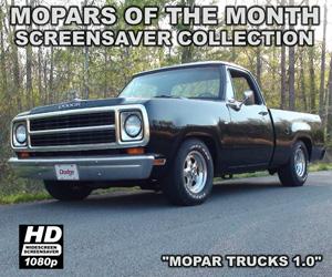 Mopar Trucks Screensaver Version 1.0