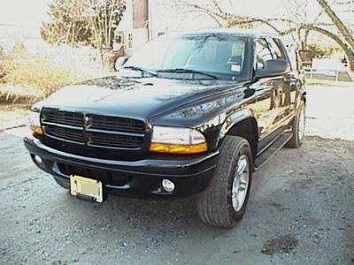 2001 Dodge Durango R/T by Sean Knight