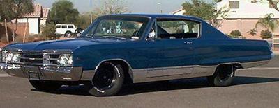 1967 Dodge Monaco 500