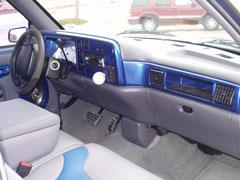 Ram on 1997 Dodge Ram 1500 Sport Stickers