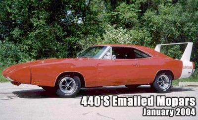 1969 Dodge Daytona By Dave Kanofsky.
