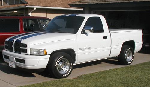 Ramsst on 1997 Dodge Ram Sst
