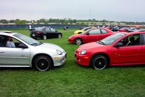 2001 Dodge Neon R T Motorsports Edition