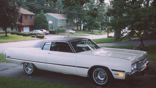 Chrysler Newport 1973 1973 Chrysler Newport Custom