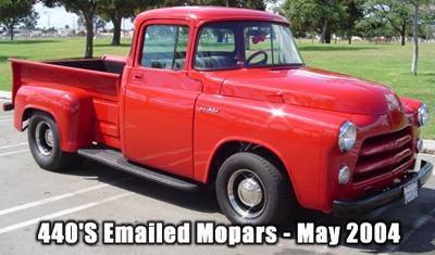 Supercharged 1955 Dodge 1/2-Ton Truck By John Hopper.