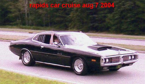 Josh Weber's 1973 Dodge Charger SE. It has a mildly built 440, 727 tf ...