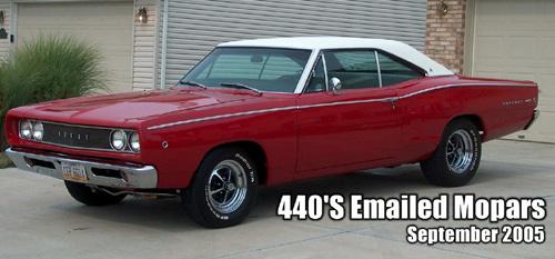 1968 DodgeCoronet 440