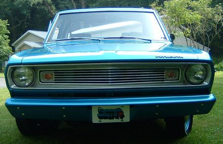1969 Plymouth Valiant 100 1969 Plymouth Valiant 100 by