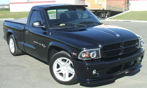 Dakrtbybshort on 2000 Dodge Dakota Headlights