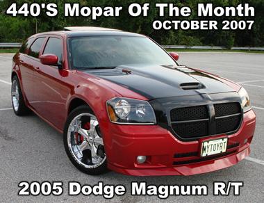 2005 Dodge Magnum R/T By Emmett Clark