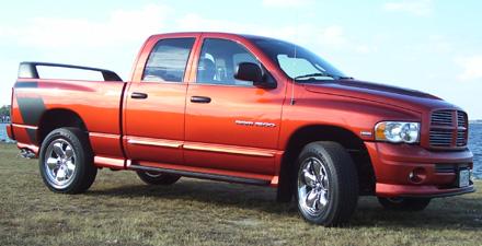 2005 Dodge Ram Daytona By Todd Macgillivray