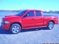 2005 Dodge Ram 1500 Quad Cab