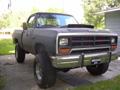 1986 Dodge Ram 4x4