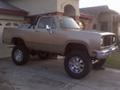 1975 Dodge Ramcharger SE 4x4