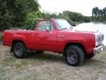 1975 Dodge Ramcharger 4x4