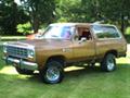 1985 Dodge RamCharger 4x4
