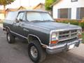 1987 Dodge RamCharger 4x4