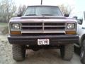 1990 Dodge Ramcharger 4x4