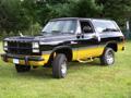 1991 Dodge Ramcharger 4x4