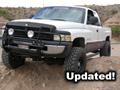 1998 Dodge Ram 1500 4x4 - Update