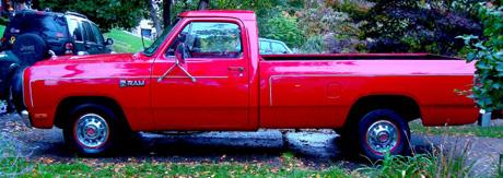 1982 Dodge D150 Ram Miser By Denise Richardson Update