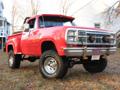 1979 Dodge Step Side Truck