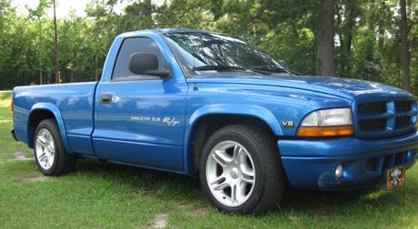 Dakrtbywbaldwin on 1999 Dodge Dakota Blue