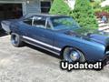 1968 Plymouth GTX - Update