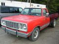 1977 Dodge D200 Truck