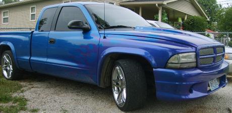 Dakrtbyjarnold on 4x4 Dodge Dakota R T