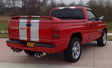 1997 Dodge Ram SS/T By Julian