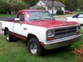 1989 Dodge Ram 4x4