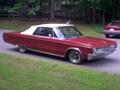 1968 Chrysler Newport Convertible