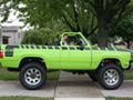 1979 Plymouth TrailDuster 4x4