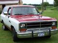 1990 Dodge RamCharger 4x2