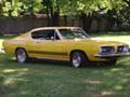 1968 Plymouth Cuda