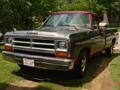 1988 Dodge D150 Truck