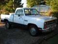 1984 Dodge Ram D100