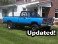 1985 Dodge W150