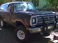1976 Plymouth TrailDuster