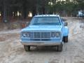 1978 Dodge D300 SWB