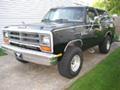 1986 Dodge RamCharger 4x4