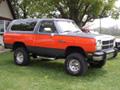 1993 Dodge RamCharger 4x4