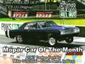 Mopar Car Of The Month - 1967 Dodge Dart By Mike Golubski.