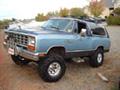 1984 Dodge RamCharger 4x4