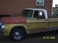 1971 Dodge D100 Adventurer SE