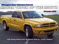 Mopar Truck Of The Month - 1999 Dodge Dakota R/T By James Stacey.