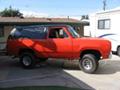 1978 Plymouth TrailDuster