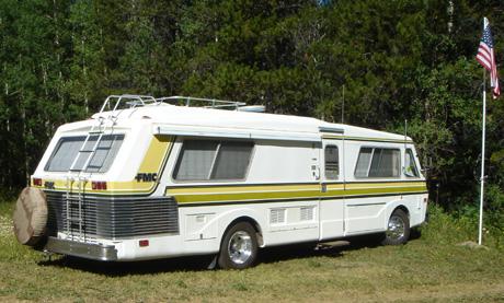 1976 Fmc 2900r Motor Coach By Bill Sitton