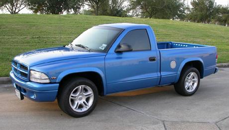 Dakrtbydcosby on 98 Dodge Dakota 4x4